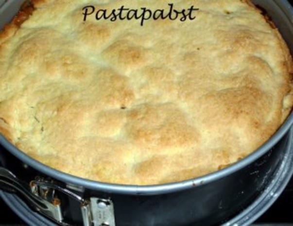 Gedeckter Apfelkuchen - Rezept - Bild Nr. 4