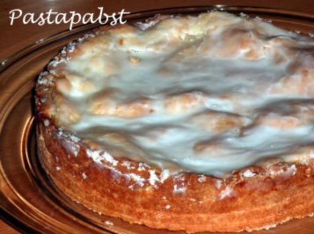 Gedeckter Apfelkuchen - Rezept - Bild Nr. 6