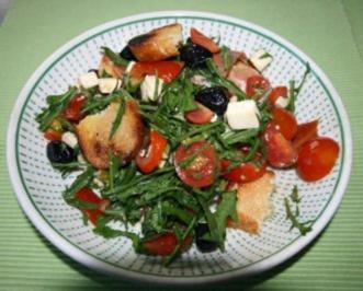Italienischer Brotsalat - Rezept