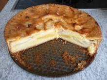 Kuchen : Apfelbiskuit.... - Rezept