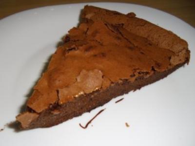 Tart Au Chocolat - Rezept
