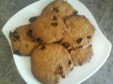 Caramel-Cookies - Rezept