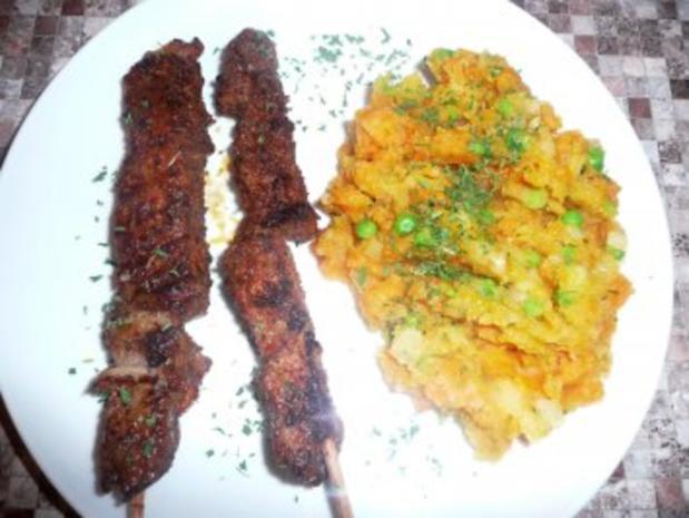 Herzhafter Gemüse-Kartoffel-Stampf - Rezept - Bild Nr. 2