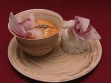 Rotes Thai-Curry mit Hühnchen und Reis (Sarah Tkotsch) - Rezept