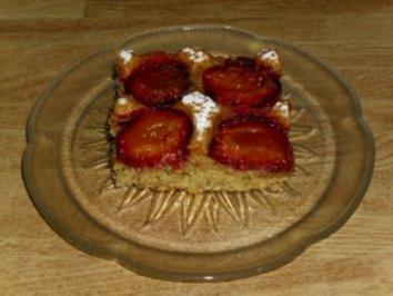 Rezept: Zwetschkenkuchen