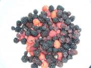 Himbeer-Brombeermarmelade - Rezept