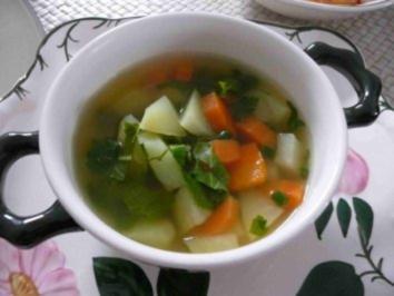 Suppen & Eintopf : Ein kleines Vorsüppchen gefällig ? - Rezept