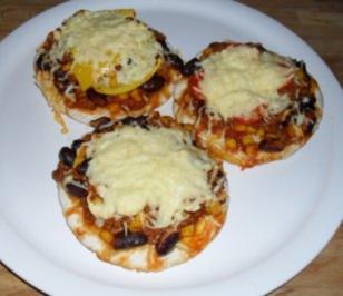 Chili con Pizza - Rezept
