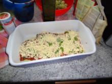 Zucchine alla parmigiana - Rezept