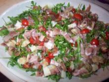 Ruccola-Salat - Rezept