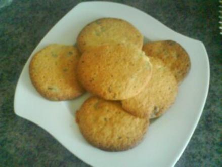 Chocolate Chip Cookies - Rezept