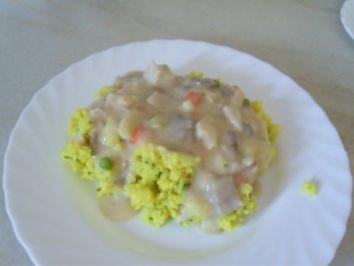 Kräuter-Gewürz-Reis mit Bild - Rezept