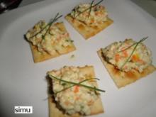Käse-Tatare - Rezept