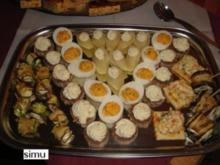 Zucchetti-Röllchen - Rezept