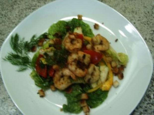 Sommer ade-Salat - Rezept