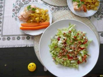 Salate : Ein bunter Salat... - Rezept
