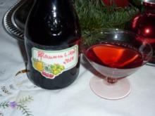 Getränk: Pflaumenlikör - Rezept