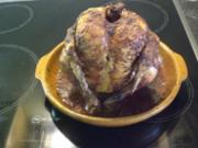 Geflügel:Knuspriges Hähnchen - Rezept