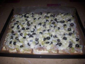 """Teufelchens """"Faule Pizza"""" - Rezept"""