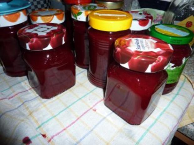 Marmelade: Zwetschgenmarmelade mit Amaretto - Rezept - Bild Nr. 3