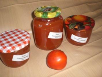 Michis Tomatenmarmelade - Rezept