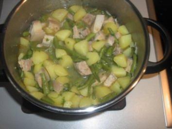 Schweinebauch - Topf - Rezept