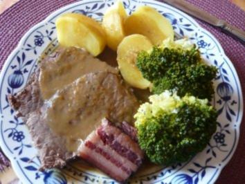 Böfflamott - Rinderschmorbraten aus Frankreich - Rezept