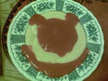 Griesbrei mit Erdbeer-Ingwer-Püree - Rezept
