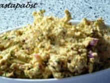 Ajvar-Kräuterbutter - Rezept