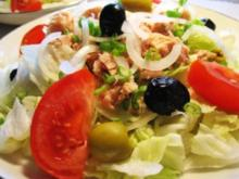 Salat ist immer wieder anders .... - Rezept