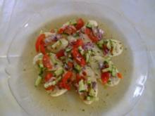 Mozzarella Süß-Sauer - Rezept