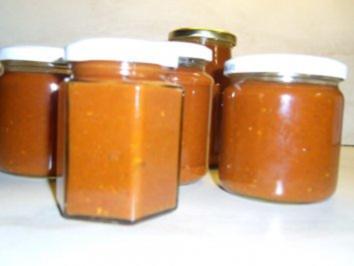 Tomatenketchup - Rezept