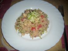 Teufelchens Thunfisch-Reissalat Nr.2 - Rezept
