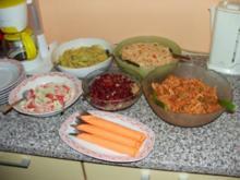 Einer von fünf Salaten... - Rezept