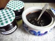Marmelade : Mein erster Pflaumenmus in diesem Jahr...aber nicht der Letzte - Rezept