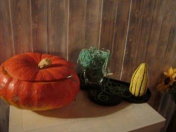 Kürbis - Halloween - Rezept