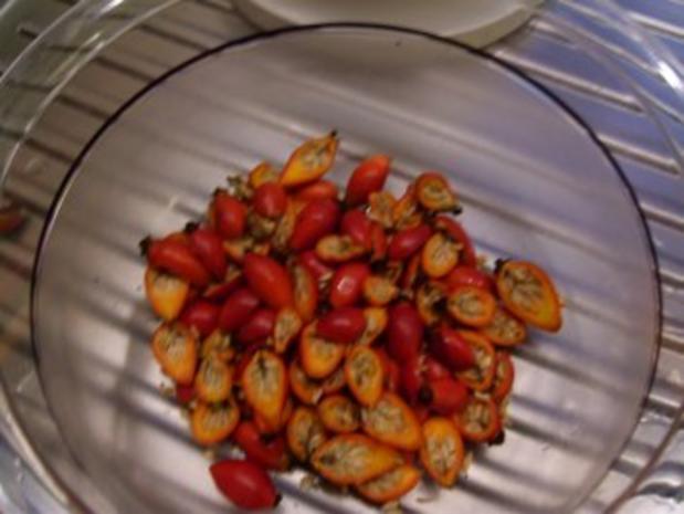 Hagebutten-Apfel- - Rezept - Bild Nr. 3