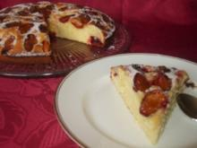 Kuchen: Omens Pflaumenkuchen - Rezept