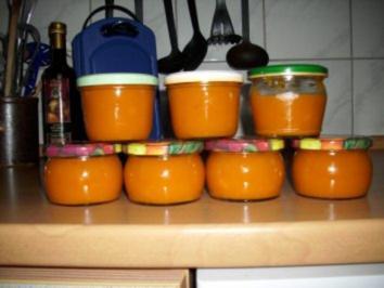 16 marmelade mit hokkaido und wenig zucker rezepte. Black Bedroom Furniture Sets. Home Design Ideas