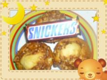 Snickers-Muffins - Rezept