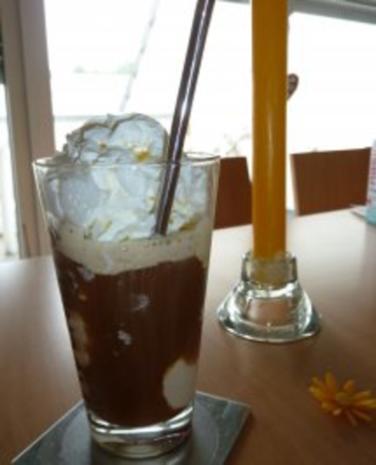 Eis-Kaffee - Rezept