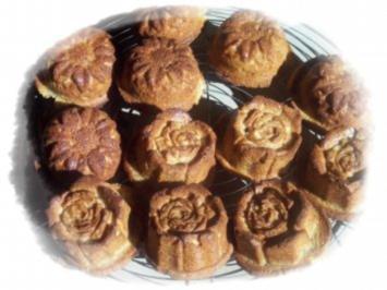 Bananen-Nuss-Muffins - Rezept