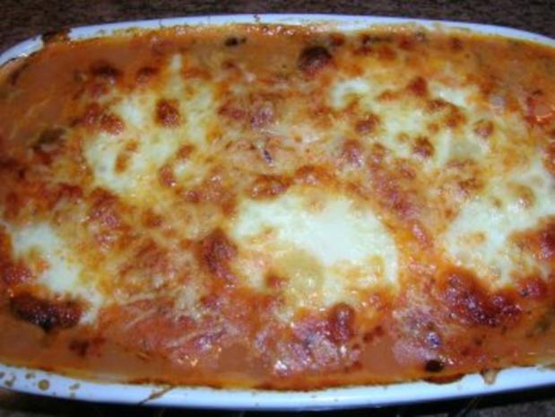 Garnelentöpfchen - als Hauptgericht oder in kleineren Portionen als leckere Vorspeise - - Rezept - Bild Nr. 2