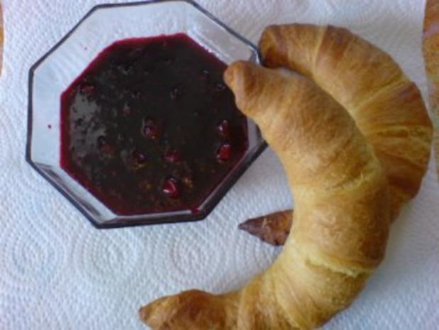 Johannisbeer-Brombeer-Marmelade - Rezept - Bild Nr. 2