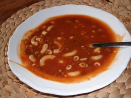 Suppen - Linsensuppe Sabaudia - Rezept - Bild Nr. 2