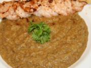 Suppen: feine Linsensuppe - Rezept