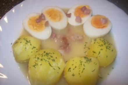 Süß - Saure - Eier - Rezept