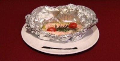 Rezept: Fisch vom Grill (Holger Speckhahn)