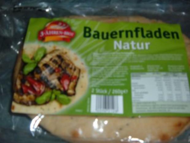 BAUERNFLADEN - SNACK - Rezept - Bild Nr. 2