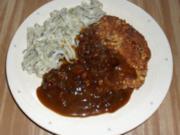 Putenschnitzel orientalisch - Rezept